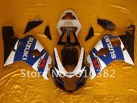 Wholesale Ems Free Fairings - Top quality fairing kit for SUZUKI GSXR 600 750 04-05 BODY KITS GSXR600   750 EMS FREE SHIPPING 04 05