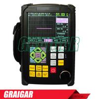 Wholesale Ultrasonic Detectors - Portable ultrasonic flaw detector GR650 NDT instrument