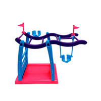 Wholesale Wholesale Baby Swings - Baby Monkey Jungle Gym Swing stand Interactive Baby Monkey Climbing frame C3063