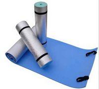 Wholesale Cheap Yoga Mats - Wholesale-183*61*0.6cm elastic waterproof mat 2015 non-slip exercise mat for yoga cheap yoga mat fitness YM201501