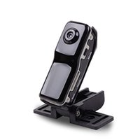 Wholesale mini spy video recorders - HD Mini Car DVR Video Recorder Sports Dash Vehicle Spy DV Camera Night Vision