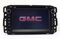 Wholesale Dvd Gps Gmc - Car DVD Player GPS Navigation for GMC Yukon Tahoe Acadia with Radio Bluetooth TV USB SD AUX Map Auto Audio Video Navigator