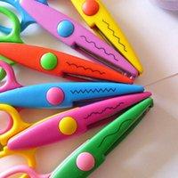 Wholesale Full Albums - Full 28 shipping diy album album essential handmade lace scissors 6 Optional