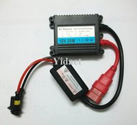Wholesale Vw Ballast - Sales Promotion 35W AC HID Ballast High Quality, 12 Months Warranty Free shipping via DHL Fedex