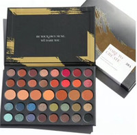 Nuovo HOLIDAY DARE TO CREATE 39A Eyeshadow Palette 39 Colors Ombretto di Natale Powder Palette DHL Shipping