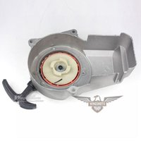 Wholesale Cdi Atv Engines - MOTORCYCLE ENGINES EASY PULL START 47CC 49CC POCKET BIKE ATV POCKET QUAD RECOIL STARTER A DROP SHIPPING