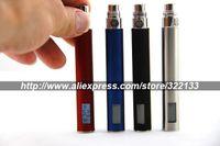 Wholesale Ego Vv Mt3 - Electronic Cigarette Parts Electronic Cigarette Battery LCD EGO VV Battery 650 900 1100 Best Fit ALL EGO EVODseries CE4 CE5 CE6 MT3