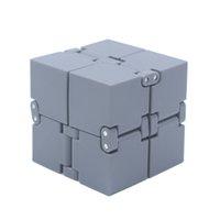 ingrosso cubo neo-Modo della novità Infinity Cube Mini Cube Fidget Cubos Mágicos Puzzle Stress Relief Spinner gioco neo cubo antistress Autismo Adhd Giocattoli