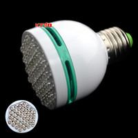 Wholesale Order 9w Led Bulb - 42 LED White Light E27 Screw Head Bulb 3W Energy Saving Lamp 110-260V order<$15 no tracking