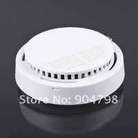 1pcs Fire Smoke Sensor Detector Alarme Tester para Home Security System Cordless YKS