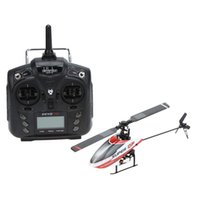 Walkera super France-Origine <b>Walkera super</b> CP helicoptero 2.4G 6-CH 3D 3-Axis Helicopter Flybarless RTF RC avec DEVO-7 / 7E Transmetteur pour $ 18Personne piste