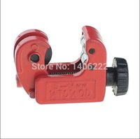"""Wholesale Cut Tube Tools - 3-16mm 1 8""""-5 8"""" Yellow Cutting Copper Iron Pipe Tube Cutter Tool 5"""" order<$18no track"""