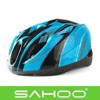 Wholesale Led Para Bike - Wholesale-2015 SAHOO mtb bike bicycle cycling helmet with LED light casco bici capacete ciclismo para bicicleta carretera evade helmets