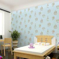 Cheap Paris Wallpaper Bedroom   Free Shipping Paris Wallpaper ...