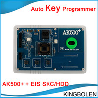 Wholesale Benz Eis - High Quality AK500+ With EIS SKC Caculator & Datebase Hard Drive AK 500 Key Programmer for Mercedes Benz AK500 Plus key maker