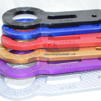 Wholesale Benen Hooks - Wholesale-NEW Benen Tow Hook Carbon Fiber 6 Color Available