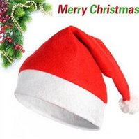 Wholesale Gift New Christmas hats Christmas Cosplay Hats Christmas hat Santa Claus hat Cute adults Christmas Cosplay Hats