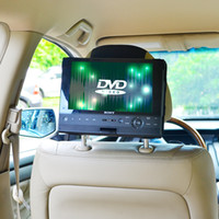 Wholesale Dvd Headrest Mounts - TFY Car Headrest Mount Holder for Swivel & Flip DVD Player-10 Inch