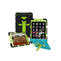 Wholesale Mini Ipad Cover Combo - new tablet pc case for ipad mini 1 mini 2 mini 3 tpu + pc hybrid combo protective cover