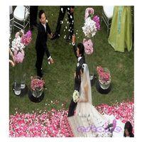 Wholesale Order Confetti - 100PCS Cherry Blossom Flower Petal Leave Wedding Party Table Confetti Decoration order<$18no track