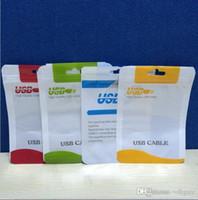kabelverpackungsdesign großhandel-Neues Design-Kleinkasten-Paket-Verpackenkästen für Daten USB-Ladekabel-Ladegerät-Kabel