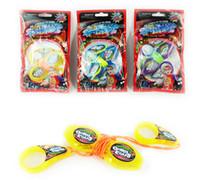 Wholesale Hula Led - FyrFlyz Light Up Toy, FyrFlyz Cyclone American Dream Hula Boys flywheel light show children's toy 3 colours ,LED Toymixed