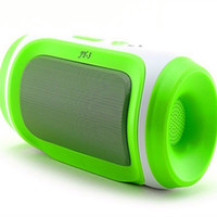 Wholesale Sound Speaker Mp3 Usb Notebook - High Quality HIFI Portable Bluetooth Speaker Subwoofer Mini Music Speakers Sound Box For Phone MP3 Computer Notebook JY-3