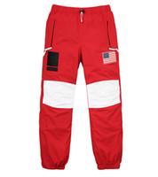 Wholesale Gore Tex Pants - 17ss S Punch Pants Men Women Trousers Fashion Gore Tex Pant Top Quality S~XL HFKZ002