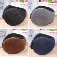 Wholesale winter earmuffs men for sale - Group buy Hot sale Winter essentials Man Ear muffle thickening Ear muffs Keep warm cold proof Students earmuffs CA558