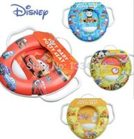 Wholesale Hand Embroidered Suits - Children toilet baby potty chair portable promotion suit for kids 1-7 potty New Chicco Baby Potty Trainer Toilet Seat