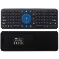 Wholesale-Original Brand Measy RC7 2.4G USB-drahtlose Tastatur-Gyroskop Air Fly Maus für Mini-PC Android TV Box