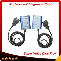 Wholesale Automotive Equipment - 2015 high recommand Super Volvo Dice Pro+ New Arrivial Professional 2014D Volvo Diagnostic Communication Equipment Volvo Vida Dice Pro