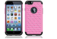 Wholesale Star A8 - Diamond Bling Star Silicone + PC Heavy Duty Hybrid Armor Hard Case For iPhone 5S 6 Plus Samsung S5 S6 S7 Edge A3 A5 A7 A8 2016 Sony LG LS770