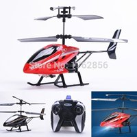 Wholesale Electric Led Lighting - Helicopter Remote Control Electric LED Head Light Outdoor Helicopter Toys AP A2