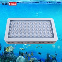 Macht Geführtes Riffaquarium Kaufen -2015 neue Ankunft dimmbar 165 watt LED aquarium licht für korallenriff High Power Aquarium Aquarium Lampe