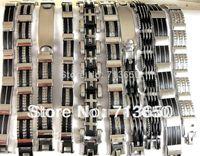 ingrosso braccialetti mescolano inossidabili-Braccialetti dell'acciaio inossidabile di modo degli uomini di qualità mista di progettazione 10X lotti all'ingrosso dei gioielli