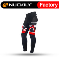 Wholesale China Pant For Men - Nuckily Men's cycling reflective and durable ankle zip tight China wholesale best price cycling long pant for men MD006
