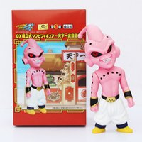 Wholesale Buu Figure - Dreamworks Movie Home OQ Version Dragon Ball Z Majin Buu PVC Doll Action Figure Collectible Toy With Box