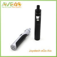 Joyetech eGo AIO Kit 100% Original 2 mL Com 1500mAh Bateria Anti-vazamento Lock System Primeira Childproof Tanque All-in-one Estilo Vaping Dispositivo