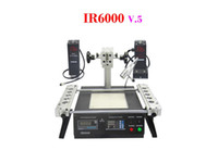 Wholesale Infrared Reworking Stations - Infrared and Hot air BGA rework station IR6000 V.5 with 2 heating head, BGA chip repair machine