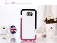 Wholesale New Arrival Mobile Phone Cases - New Arrival Fashion Case For S6  S6 edge diamond pattern Shell For Mobile Phone Shell Free Shipping