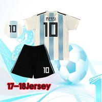 Wholesale national names - 17 - 18 national team football dress, star no 10 shirt, short sleeve clothing, processing name and number. Free delivery fee!