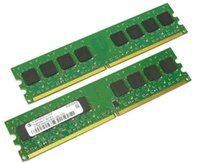 Wholesale Ddr Memory Ram 2gb - Binful DDR2 667Mhz 4GB(Kit of 2,2pcs 2GB for Dual Channel) PC2-5300 DIMM Memory Ram 240pin desktop computer