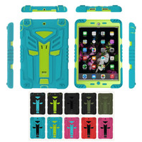 Wholesale apple tablets shipped china online – for ipad mini tablet pc case tpu pc case protective combo cover