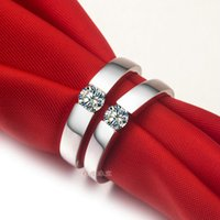 Wholesale Point Ring - diamond ring diamond rings for men and women 25 points 50 points diamond ring wedding ring