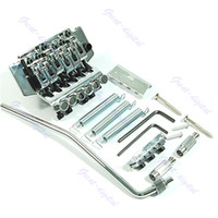 Wholesale Double Locking Floyd Rose System - Wholesale- Hot Floyd Rose Lic Tremolo Bridge Double Locking System New