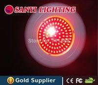 lâmpada do navio ufo venda por atacado-Frete grátis Melhor Hidropônico UFO Led crescer luz 240 W, todos vermelhos com 80 pcs 3 W Planta que cresce a Luz da lâmpada para o jardim interior Veg