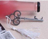 viktorya dönemi anahtarları toptan satış-Kalbimin Anahtar Victorian Anahtar Şarap Şişe Açacağı 250 ADET / GRUP Düğün iyilik parti hediyeler Ücretsiz kargo