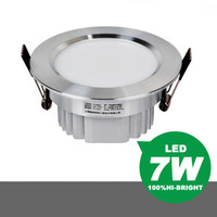 LED Deckenleuchte High Power superhellen 7W LED Downlight LED Licht LED Lampe Energiesparlampe Energiesparlampe