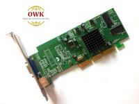 Wholesale Agp Free - OWK Free shipping ATI Radeon 7000 64M DDR VGA TVO AGP from factory